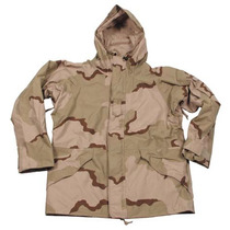 Parka Ecw Goretex Desert Nuevas Made In Usa