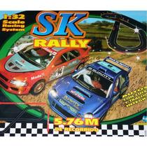 Original Pista Scalextric Modelo Rally (electrica)