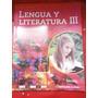 Lengua Y Literatura 3 Santillana En Línea - Nuevo!