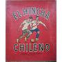 Futbol,juego De Mesa ¨el Hincha Chileno¨,jugadores De Plomo