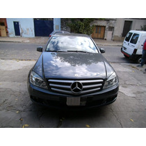 Mercedes Benz C200 Mt6 En Excelente Estado..1.8t Impecable