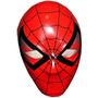 Mascara De Spiderman Hombre Araña En Rojo