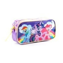 Cartuchera 1 Cierre My Little Pony Original - Mundo Team