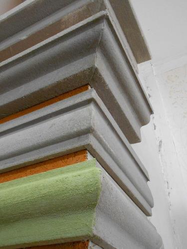 Molduras para exterior ma85 antepecho fachadas - Precio moldura escayola techo ...