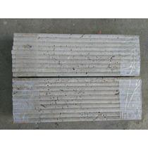Lapiz Travertino 1cm X 30 Cm