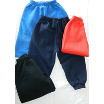Pantalon De Friza Niños/as Talle 2-4