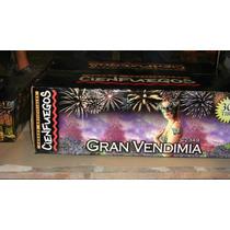 Torta Gran Vendimia - Pirotecnia - Fuegos Artificiales