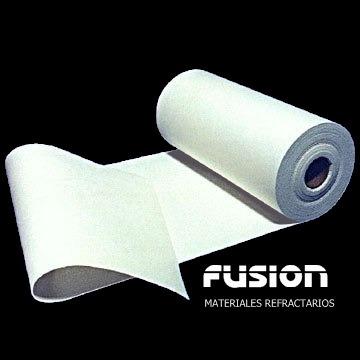Fibra cer mica papel aislante t rmico fusi n - Papel aislante termico ...
