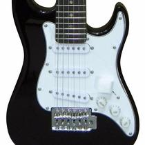 Guitarra Eléctrica Para Niños Kansas Eg-kid-b-kns Stratocast