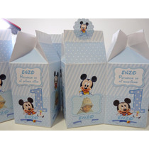 Milk Box Personalizadas , Todas Las Temáticas