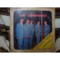 Vinilo Los Cumbiambas El Guere Guere P4