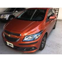 Chevrolet Onix Ltz Mt 2013 Nuevo Unica Mano Concesionario
