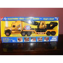 Buddy L Camion Construccion Chapa Devoto Toys