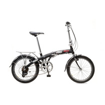 Bicicleta Olmo Plegable Pleggo 7v Full R 20 La Mejor Folding