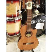Guitarra Romantica J1 Con Conrte Y Ecualizador Glpmusic