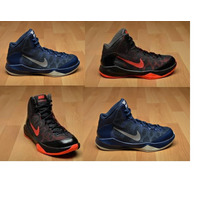 Zapatillas Nike Botas Basket Zoom Without Camara De Aire
