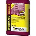 Revoque Proyectable 3 En 1 Weber Promex E Bolsa X 30 Kg
