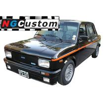 Spoiler Fiat 128 Iava Delantero