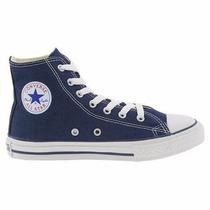 Zapatillas Converse All Star Hi Botas Azul
