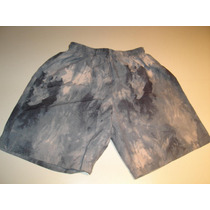 Short De Baño Malla Varon Niño T 14 Batik Re Cool!!