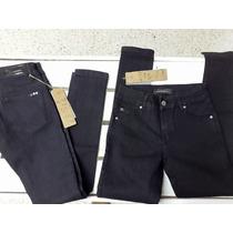 Jeans Mujer Chupin Elastizado