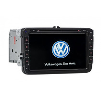 Stereo Multimedia Vw Amarok Vento 8pulgas Dvd/gps/tvd/climat