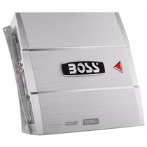 Potencia Boss Chaos 4300 1200w 4 Canales Puenteable Garantia