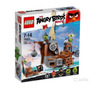 Lego 75825 Angry Birds Pirate Ship 620 Pcs Orig. Lego