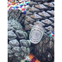 Anillo Calendario Azteca