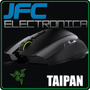 Mouse Razer Gamer Taipan 8200 Dpi 9 Botones 1ms 1000 Hz