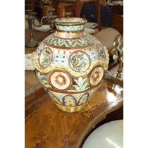 Antiguo Gran Vaso/jarrón Italiano Aretini