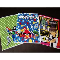 Cuadernos Personalizados. Souvenir Infantil, Cumpleaños