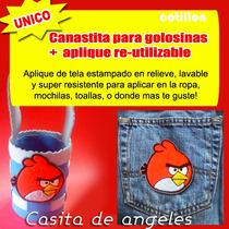 Golosinero Souvenir Original + Aplique P/ropa