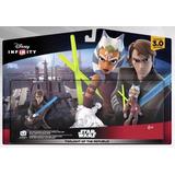 Disney Infinity 3.0 Star Wars Twilight Of The Republic Set