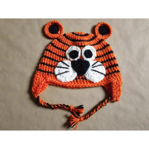 Divertidos Gorros Tejidos A Crochet Para Niños- La Plata