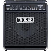 Combo Fender Para Bajo Rumble 75, 75 Watts, Parlante De 12
