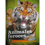 Libro Animales Feroces Para Chicos De Billiken 32 Paginas