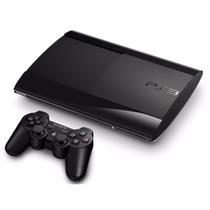 Sony Playstation Ps3 500gb - 4 Juegos - Joystick 33-160
