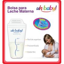 Bolsas Almacenamiento Leche Materna - Uhbaby!