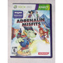 Adrenaline Misfits - Xbox360 Para Kinect