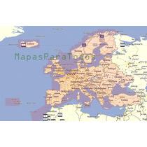Mapas 2016 Para Garmin De Europa En Memoria De 4gb