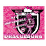 Megakit Imprimible Draculaura De Monster High Tarjetas Cajas