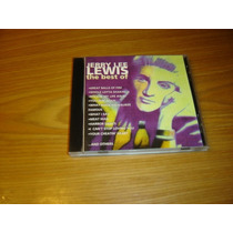 Jerry Lee Lewis The Best Of Jerry Lee Lewis Cd Argentina
