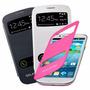 Funda Estuche Flip Cover S-view Samsung Galaxy S3 Mini I8190