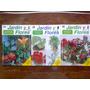 Lote Revistas 3 Fasciculos Tomos De Jardín Y Flores