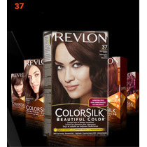 Revlon Colorsilk 37 Chocolate Kit C/caja- Beauty Express