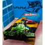 Acolchado Premium Hot Wheels 1 1/2 Plaza Piñata Disney
