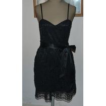 Vestido Negro - Fiestas- Casamientos . 15 Años