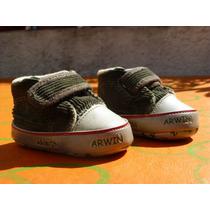 Zapatillas Para Bebe No Caminante Numero 16