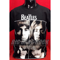 Remera The Beatles Talle M- Medium (50 X 65) Big Bang Rock